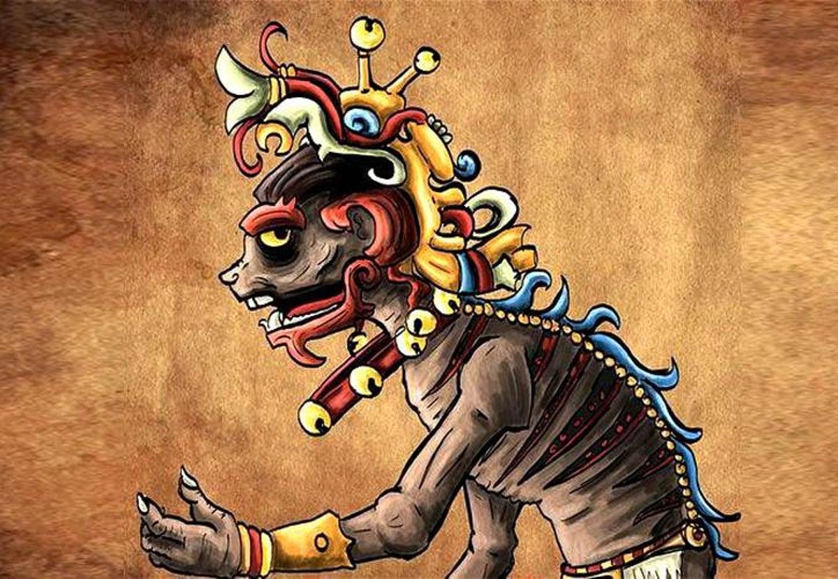 Mitos Y Leyendas De Yum Kimil El Dios De La Muerte