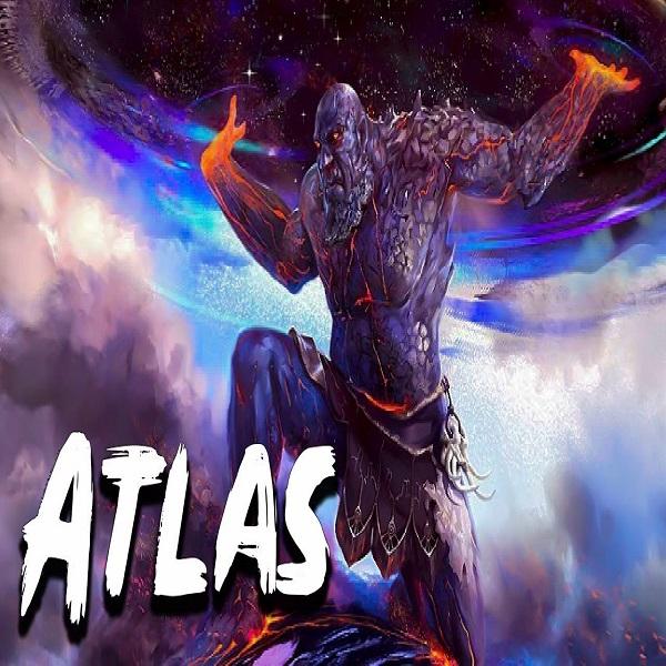 ATLAS EN LA MITOLOGÍA